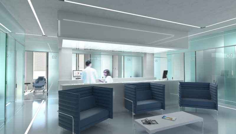 - Centre ambulatoire médico-chirurgical à Fribourg