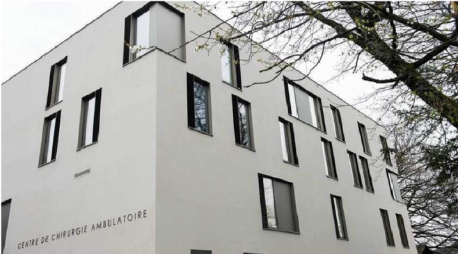 - Clinique Beaumont à Lausanne