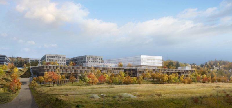 - Biopôle à Lausanne
